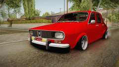 Dacia 1300 Turkish Stance