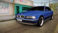 BMW 730d E38 для GTA San Andreas