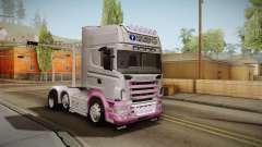 Scania R620 Eskrem Gerrok
