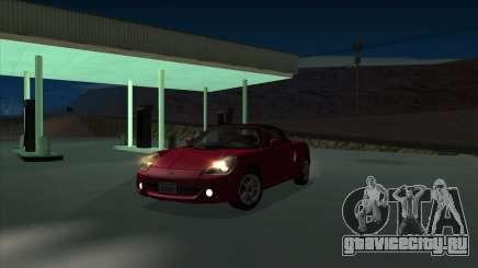 2004 Toyota MR-S Mk.III для GTA San Andreas