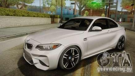 BMW M2 2017 для GTA San Andreas