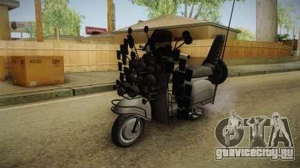 GTA 5 Pegassi Faggio Extreme Tuning v1 для GTA San Andreas