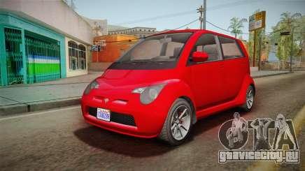 GTA 5 Benefactor Panto 4-doors для GTA San Andreas