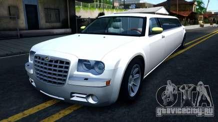 Chrysler 300C Limo 2007 IVF для GTA San Andreas
