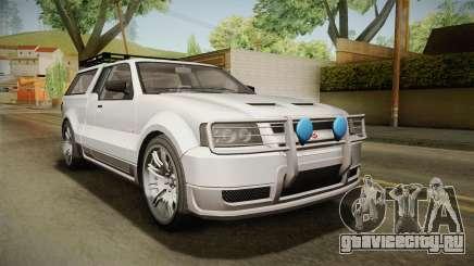 GTA 5 Vapid Contender 4 (5) для GTA San Andreas