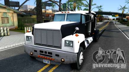 Realistic Tanker для GTA San Andreas