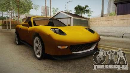 Driver: PL - MX2000 Cabrio для GTA San Andreas