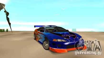 Mitsubishi Eclipse для GTA San Andreas