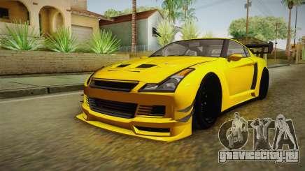 GTA 5 Annis Elegy RH8 Custom для GTA San Andreas