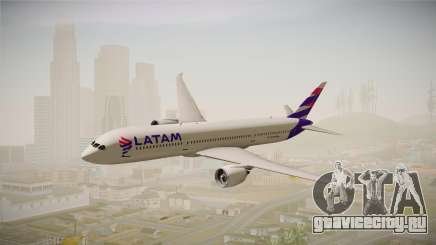 Boeing 787 LATAM для GTA San Andreas