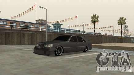 Brabus 7.3s для GTA San Andreas