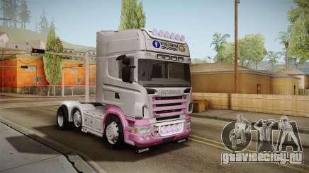Scania R620 Eskrem Gerrok для GTA San Andreas