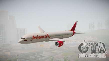 Boeing 787 Avianca для GTA San Andreas