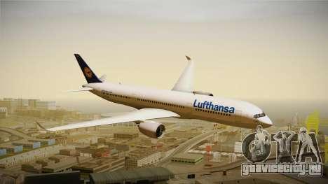 Airbus A350 Lufthansa для GTA San Andreas