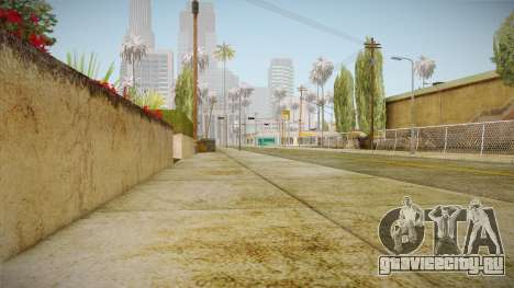 Pint Roads Los Santos v0.5 для GTA San Andreas второй скриншот