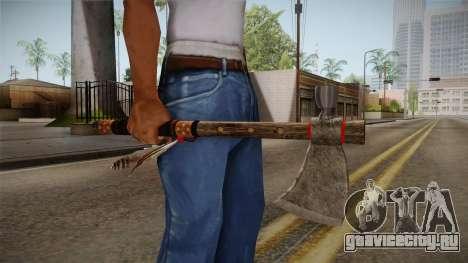 Dead Rising 2 - Tomahawk для GTA San Andreas