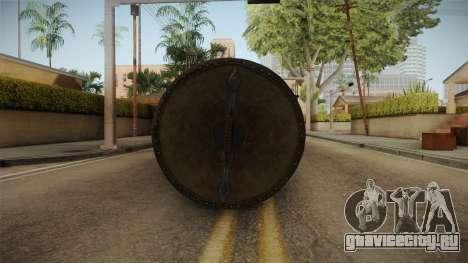 The Elder Scrolls V: Skyrim - Hide Shield для GTA San Andreas третий скриншот