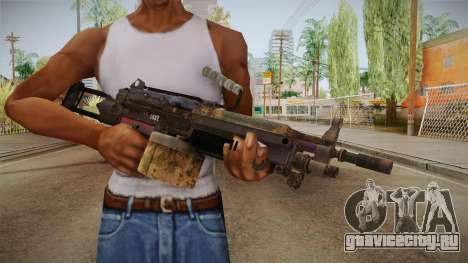 Survarium - FN Minimi для GTA San Andreas