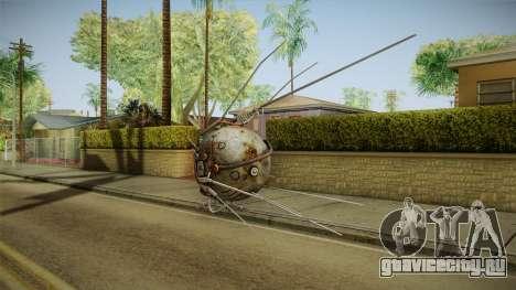 Fallout 3 - Eyebot для GTA San Andreas четвёртый скриншот