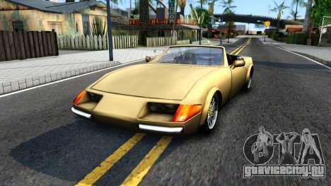 VC Stinger для GTA San Andreas