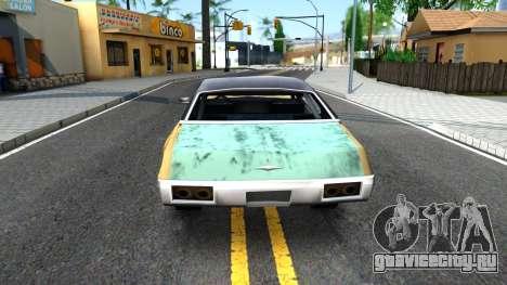 Derby Clover для GTA San Andreas вид сзади слева
