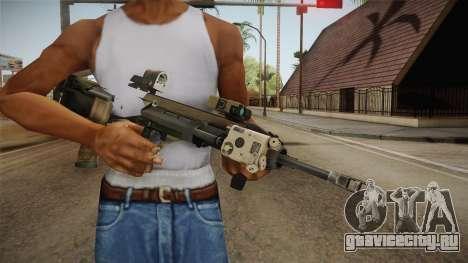 Battlefield 4 - Steyr AUG для GTA San Andreas третий скриншот