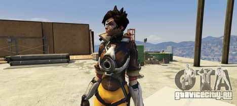 Tracer Overwatch для GTA 5