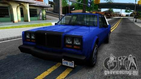 Schyster Greenwood для GTA San Andreas