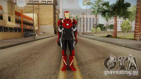 Spider-Man Homecoming - Iron Man MK47 для GTA San Andreas второй скриншот