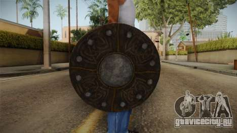 The Elder Scrolls V: Skyrim - Hide Shield для GTA San Andreas