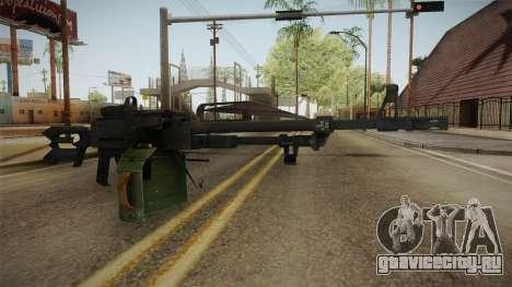 Battlefield 4 - PKP Pecheneg для GTA San Andreas