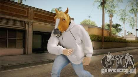 DaniRep Skin GTA Online для GTA San Andreas