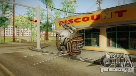 Fallout 3 - Eyebot для GTA San Andreas третий скриншот