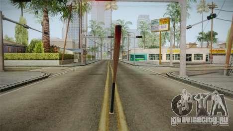 Baseball Bat для GTA San Andreas