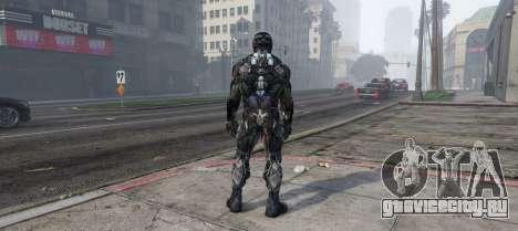 Crysis 2 Nanosuit Re-Texture N7 для GTA 5 третий скриншот