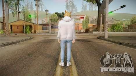 DaniRep Skin GTA Online для GTA San Andreas третий скриншот