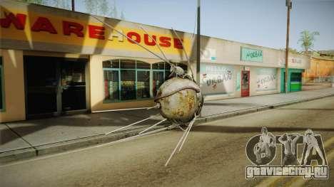 Fallout 3 - Eyebot для GTA San Andreas второй скриншот