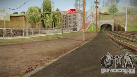 Pint Roads Los Santos v0.5 для GTA San Andreas третий скриншот