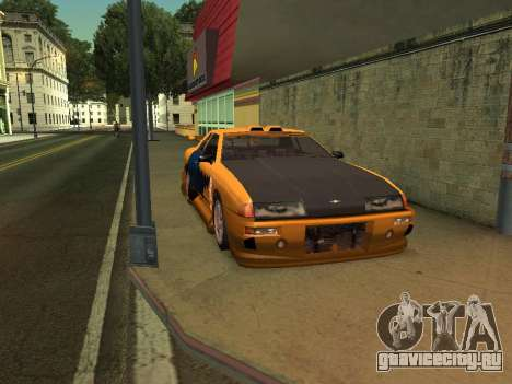 Legend566 Paint Job для GTA San Andreas вид сзади слева