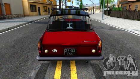 АЗЛК-408 для GTA San Andreas
