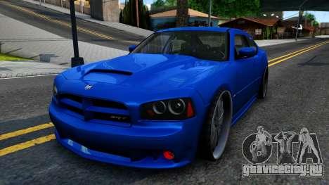 Dodge Charger 2006 для GTA San Andreas