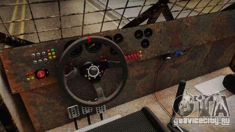 GTA 5 MTL Wastelander IVF для GTA San Andreas вид сзади