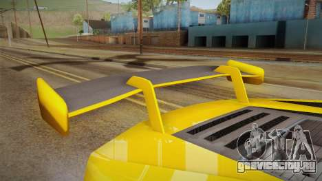 GTA 5 Pegassi Tempesta для GTA San Andreas