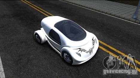 Alien Hustler для GTA San Andreas