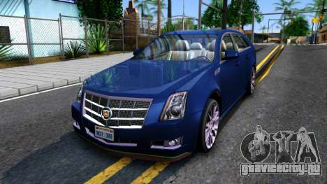 Cadillac CTS Sport для GTA San Andreas