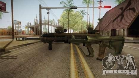 Battlefield 4 - Steyr AUG для GTA San Andreas