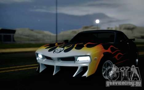 AMC Javelin Speedevil для GTA San Andreas