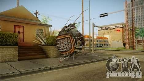 Fallout 3 - Eyebot для GTA San Andreas