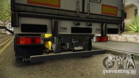 Iveco Stralis Hi-Way 560 E6 6x2 Cooliner v3.0 для GTA San Andreas вид снизу