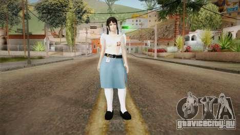 DoA 5 - Marie Rose Indonesian HighSchool Outfit для GTA San Andreas